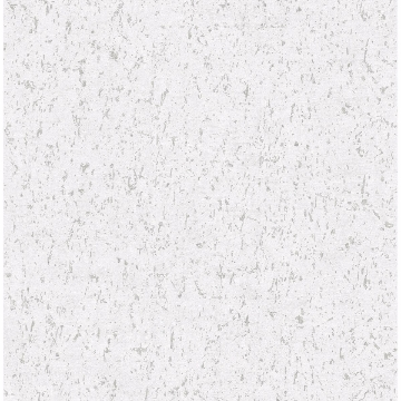 Picture of Guri White Faux Concrete Wallpaper