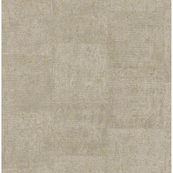 Picture of Millau Khaki Faux Concrete Wallpaper