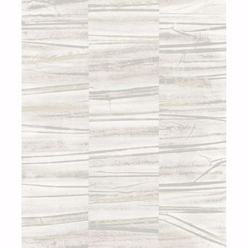 Picture of Lithos Grey Geometric Marble Wallpaper