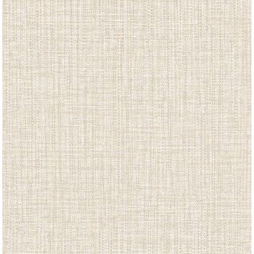 Picture of Rattan Beige Woven Wallpaper