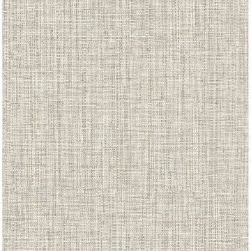 Picture of Rattan Off-White Woven Wallpaper