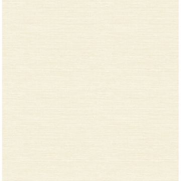Picture of Agave Yellow Faux Grasscloth Wallpaper