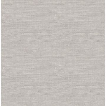 Picture of Agave Dove Faux Grasscloth Wallpaper