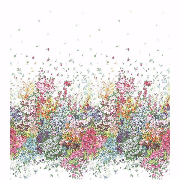 Picture of Meadow Multicolor Mural