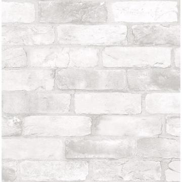 Picture of Rustin White Reclaimed Bricks Wallpaper