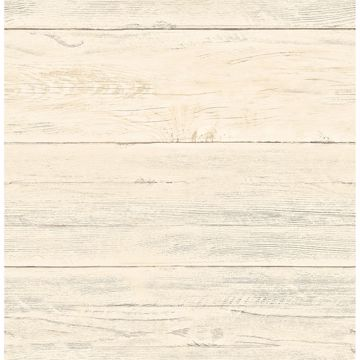 Picture of Colleen Honey Washed Boards Wallpaper