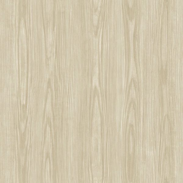 Picture of Tanice Eggshell Faux Wood Texture Wallpaper