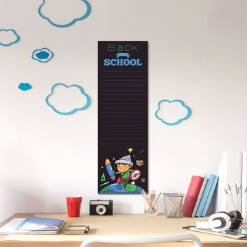 Picture of Superboy Blackboard Chalkboard Decal