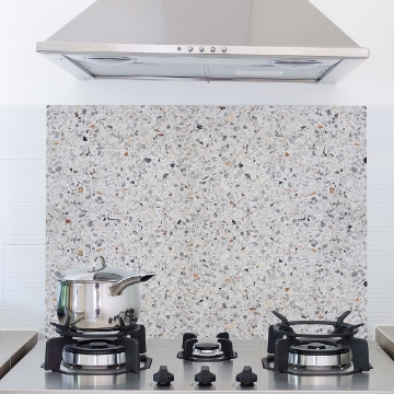 Picture of Terrazzo Cement Kitchen Panels