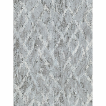 Picture of Bunter Slate Distressed Geometric Wallpaper