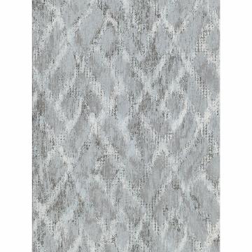Picture of Bunter Slate Distressed Geometric Wallpaper
