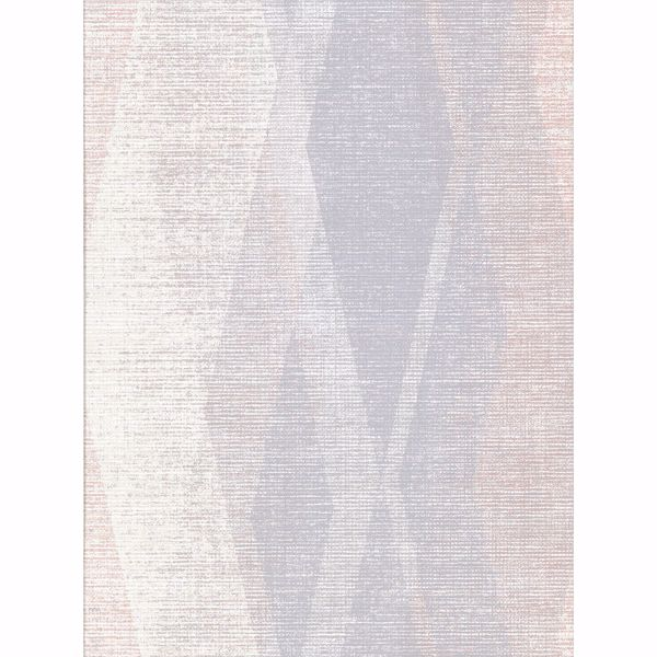Picture of Torrance Dove Distressed Geometric Wallpaper