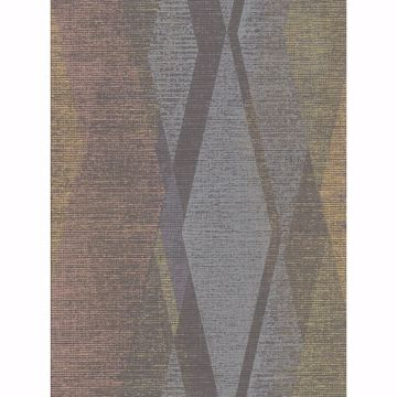 Picture of Torrance Multicolor Distressed Geometric Wallpaper