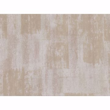 Picture of Pollit Champagne Distressed Texture Wallpaper