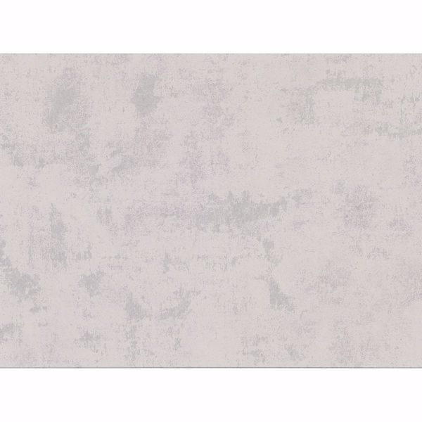 Picture of Quimby Light Grey Faux Concrete Wallpaper