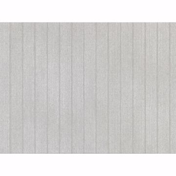 Picture of Ramona Silver Stripe Texture Wallpaper