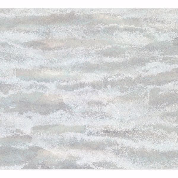 Picture of Sherlock Aqua Abstract Texture Wallpaper