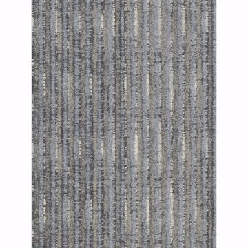 Picture of Annabeth Multicolor Distressed Stripe Wallpaper