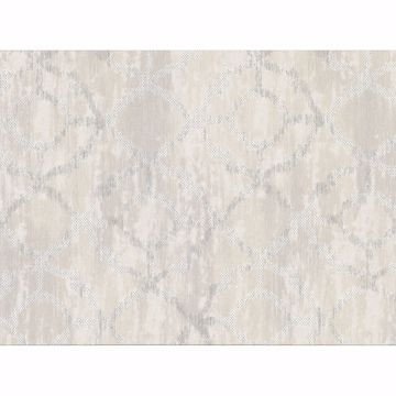 Picture of Dashwood Neutral Distressed Geometric Wallpaper