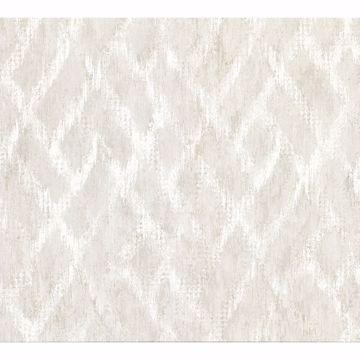 Picture of Bunter Bone Distressed Geometric Wallpaper