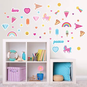 Picture of The Patch Shop Wall Art Kit