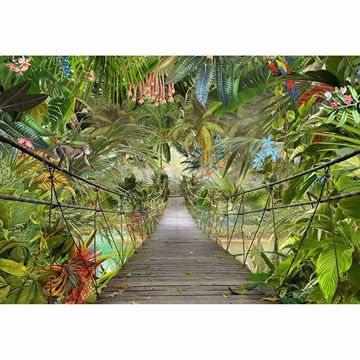 Picture of Wild Bridge Wall Mural