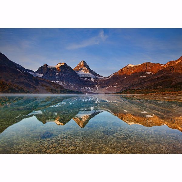 Picture of Magog Lake Canada Non Woven Wall Mural