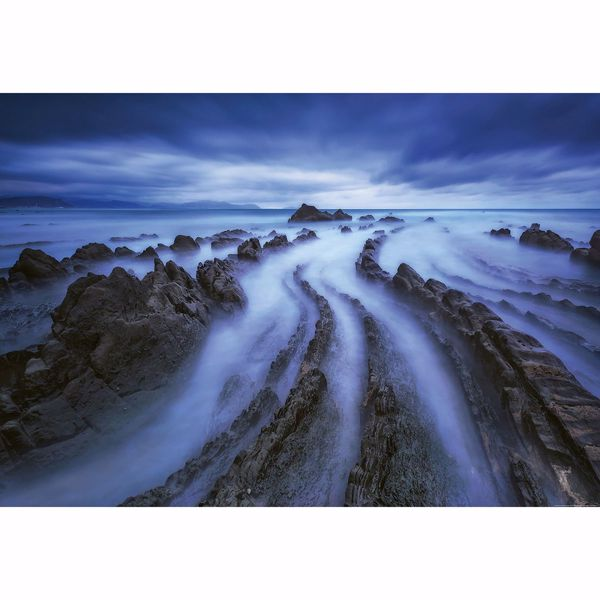 Picture of Misty Seascape Non Woven Wall Mural