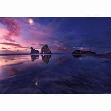 Picture of Bay At Sunset Non Woven Wall Mural