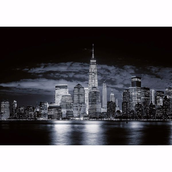 Picture of Skyline Of Manhattan Non Woven Wall Mural