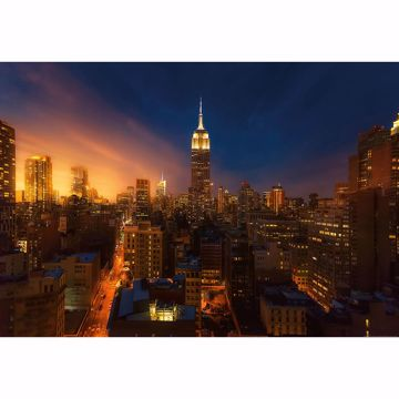 Picture of Empire State Building New York Non Woven Wall Mural
