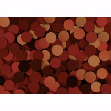 Picture of Disco Circles Non Woven Wall Mural