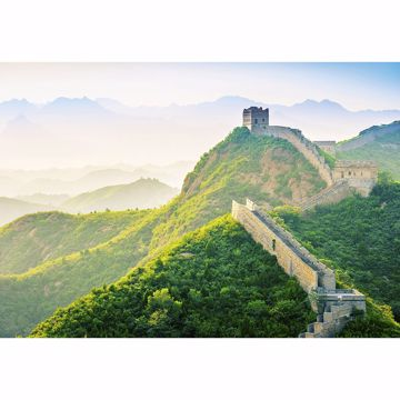 Picture of Wall of China at Jinshanlinge Non Woven Wall Mural