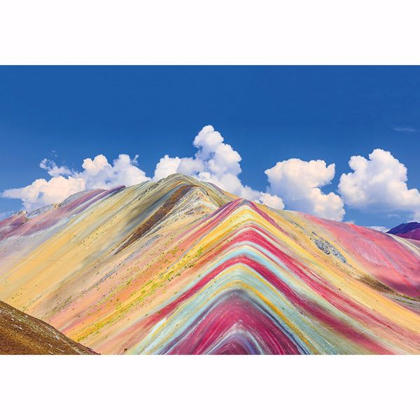 Picture of Rainbow Mountain Peru Non Woven Wall Mural