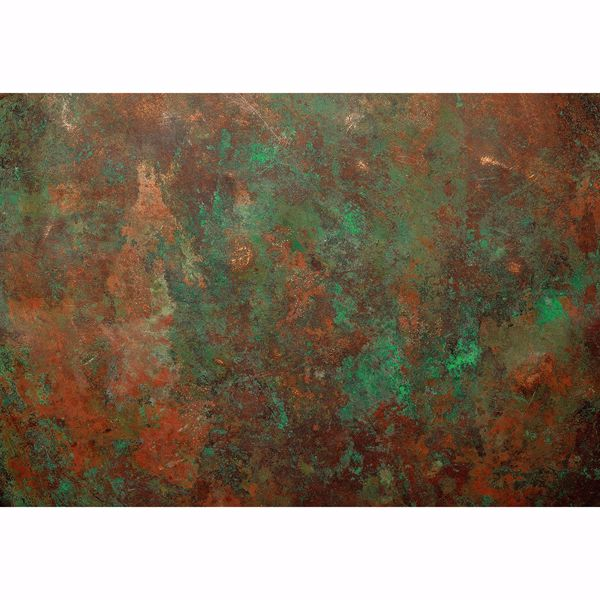 Picture of Old Copper Texture Non Woven Wall Mural