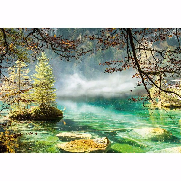 Picture of Blausee Switzerland Non Woven Wall Mural