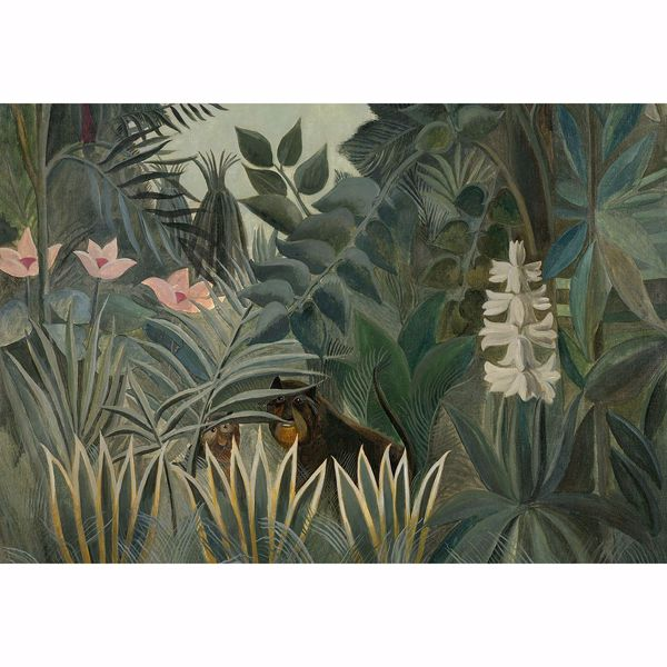 Picture of The Equatorial Jungle Non Woven Wall Mural