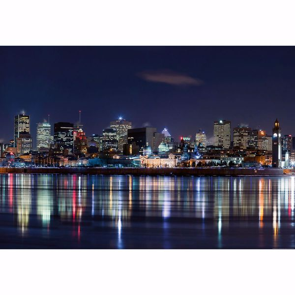 Picture of Montreal Canada Non Woven Wall Mural
