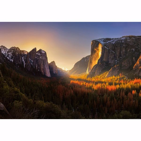 Picture of Yosemite National Park USA Non Woven Wall Mural