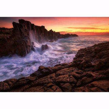 Picture of Sea Cliff Non Woven Wall Mural