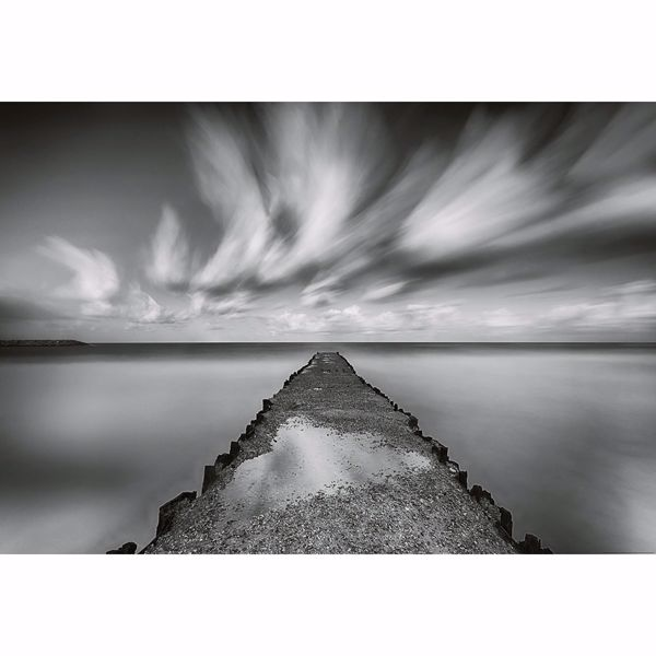 Picture of Landing Stage Silky Water Non Woven Wall Mural