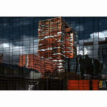 Picture of Abstract Architecture Non Woven Wall Mural