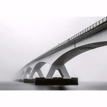 Picture of Bridge Architecture Non Woven Wall Mural