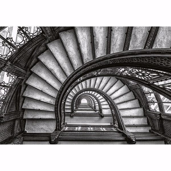 Picture of Vintage Staircase Non Woven Wall Mural