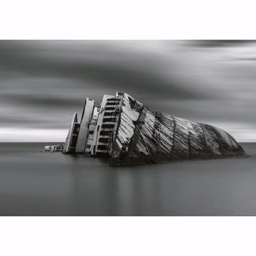 Picture of Modern Wreck Non Woven Wall Mural