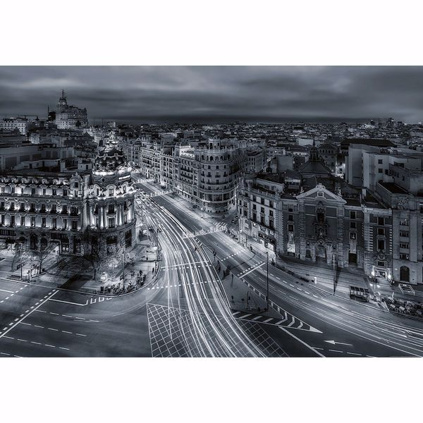 Picture of Urban Madrid Non Woven Wall Mural
