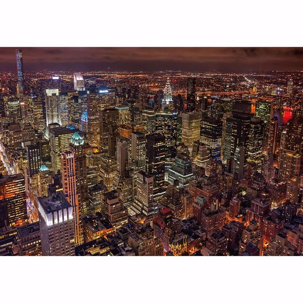 Picture of Lights Of New York Non Woven Wall Mural