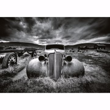Picture of Old Classic Car Non Woven Wall Mural