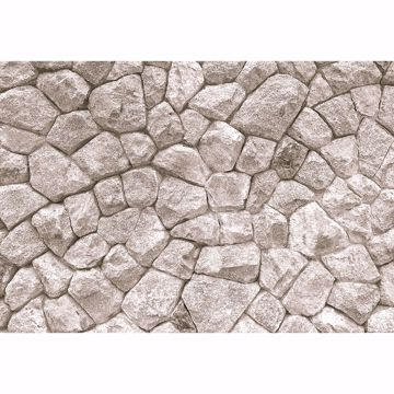 Picture of Large Stone Wall Non Woven Wall Mural