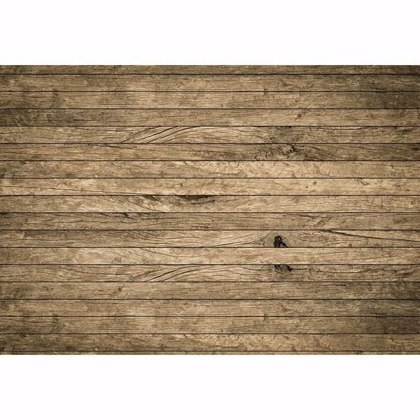 Picture of Vintage Aged Wooden Wall Non Woven Wall Mural
